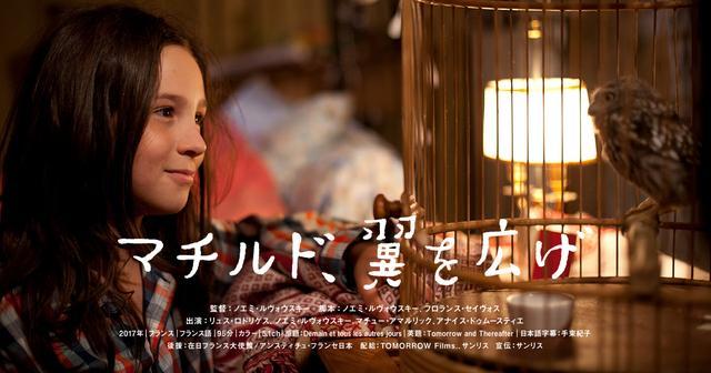 画像: 映画『マチルド、翼を広げ』公式サイト