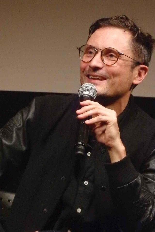 画像: 10/29の上映後、Q&Aに登壇した『氷の季節』のマイケル・ノアー監督 Photo by Yoko KIKKA