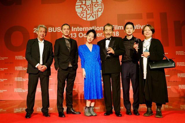 画像: 釜山国際映画祭登壇写真が到着!