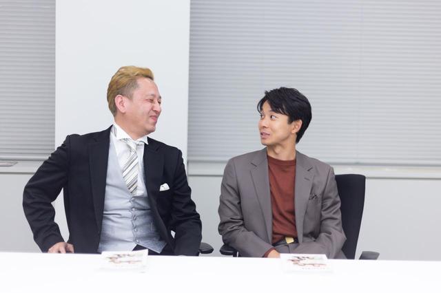 画像: 左より御法川修監督、太賀さん