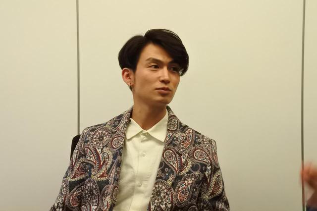 画像: 松田凌さん