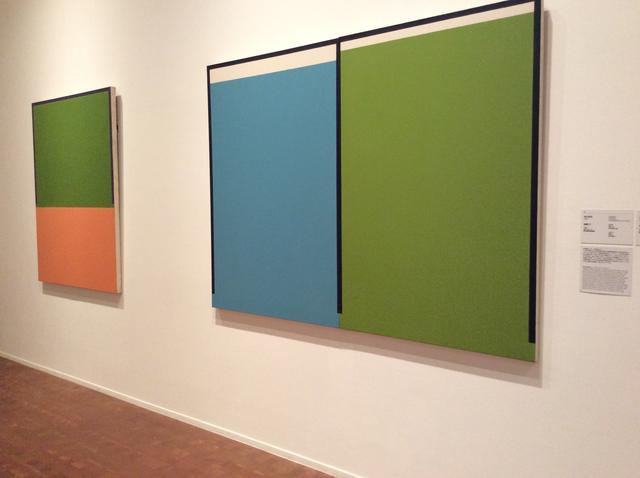 画像: 左)佐川晃司 《無題(3)》1980年 国立国際美術館蔵 右)佐川晃司 《無題(4)》1980年 国立国際美術館蔵 photo©︎cinefil