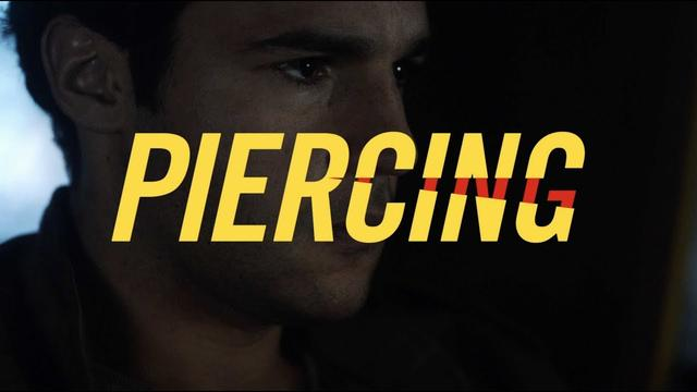 画像: PIERCING Official Trailer | In Theaters, On Demand And Digital February 1 youtu.be