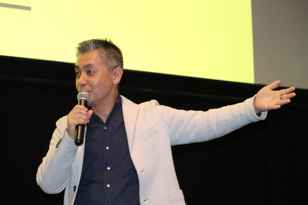 画像: 橋口亮輔監督