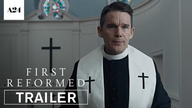 画像: First Reformed | Official Trailer HD | A24 youtu.be