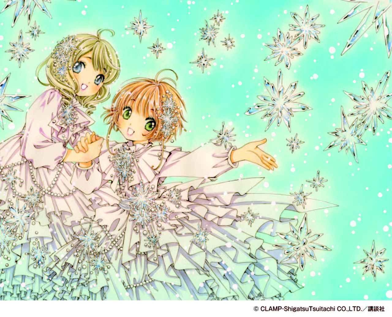 画像7: ©CLAMP・ShigatsuTsuitachi CO.,LTD./講談社 ©CLAMP・ShigatsuTsuitachi CO.,LTD./カードキャプターさくら展製作委員会