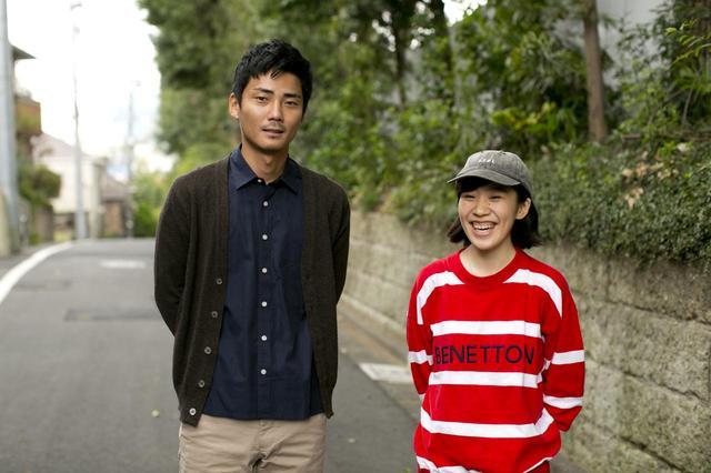 画像: 左より毎熊克哉さん、井樫彩監督