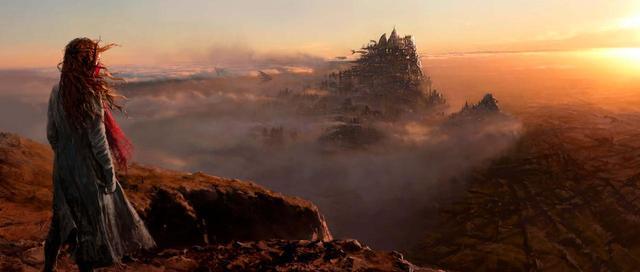 画像2: 17の国と地域で初登場1位を堂々獲得!世界最高峰のVFX技術で観客を圧倒!ピーター・ジャクソンの新たなる傑作の誕生『移動都市/モータル・エンジン』