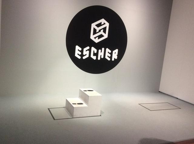 画像1: ミラクルエッシャー展 体験型映像コンテンツ atあべのハルカス美術館 photo©︎cinefil