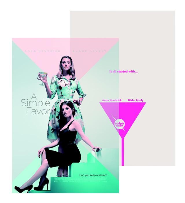 画像: 全米で5週連続TOP10入り-アナ・ケンドリックとブレイク・ライブリーの華麗なるふたりが織りなす傑作サスペンス『シンプル・フェイバー』予告