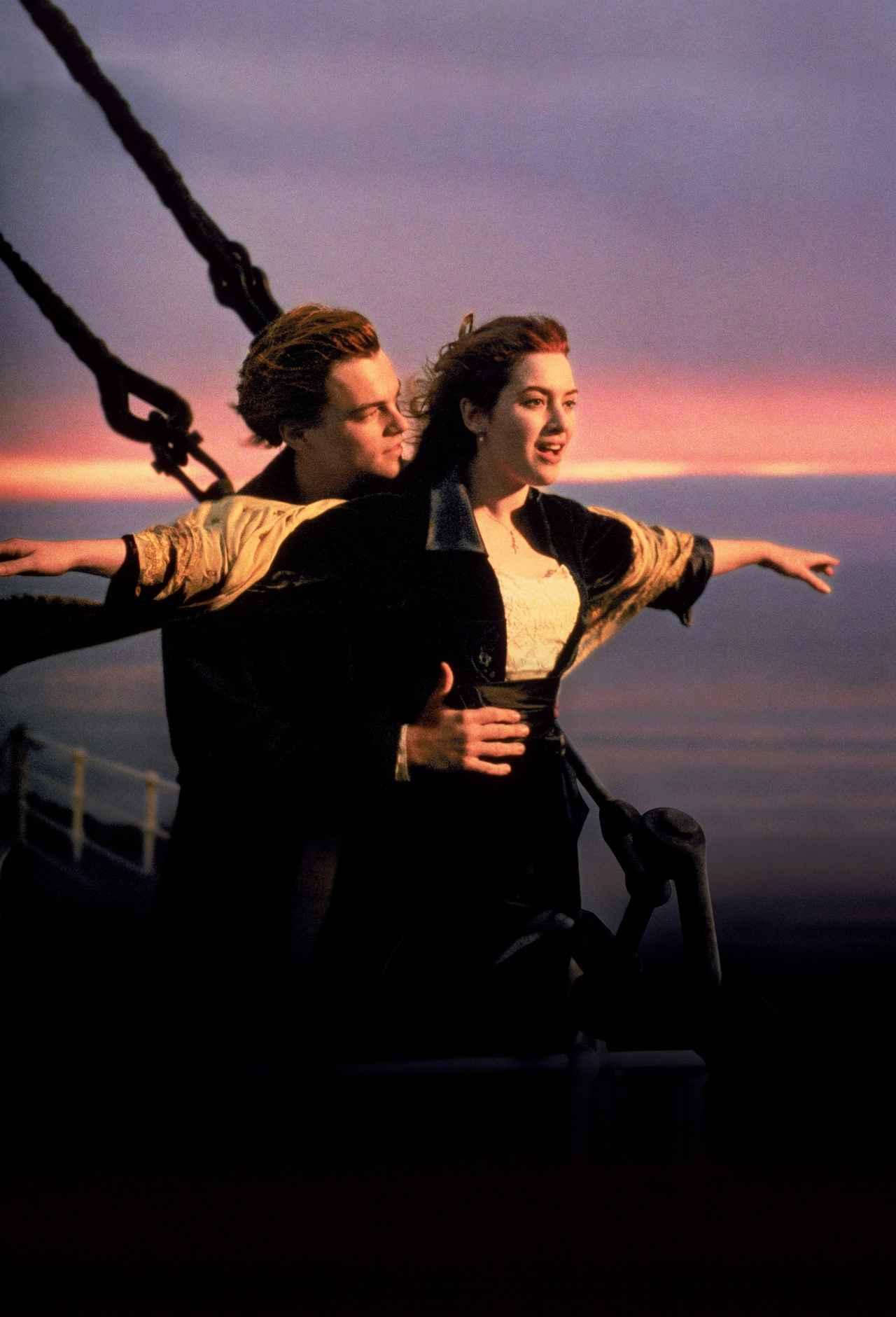 画像: 『タイタニック』(1997年)