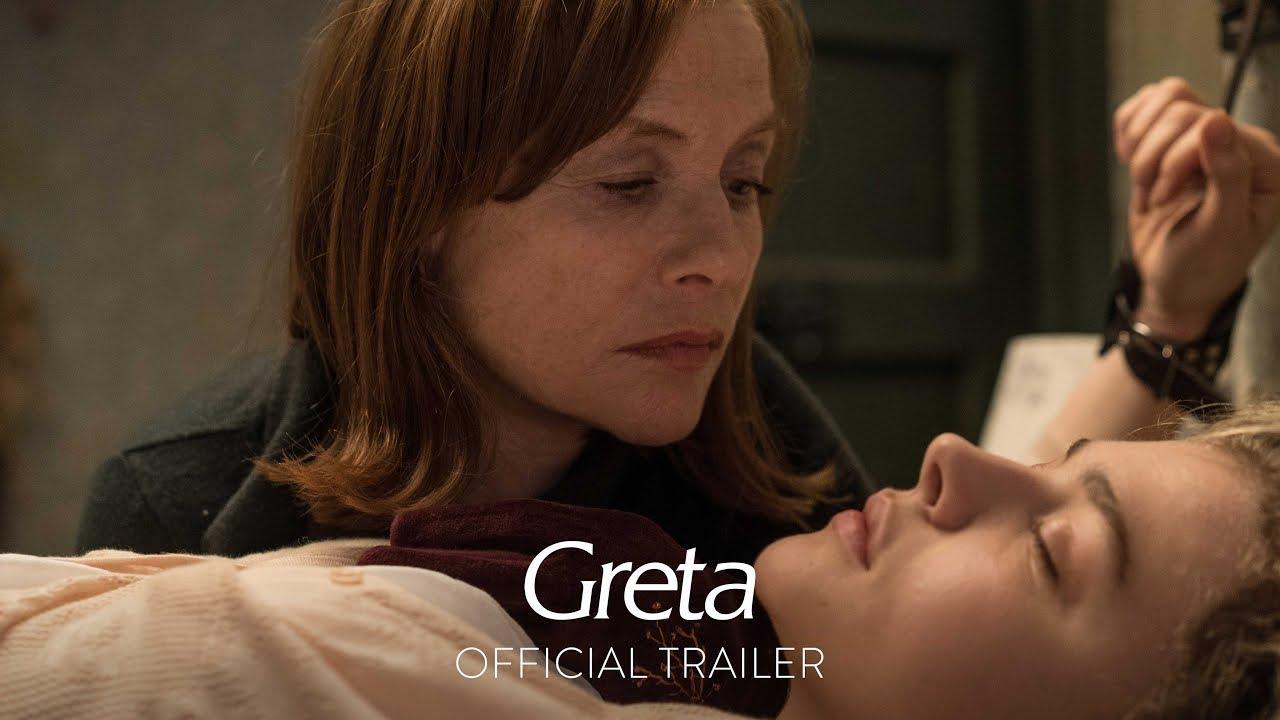 画像: GRETA - Official Trailer [HD] - In Theaters March 2019 youtu.be