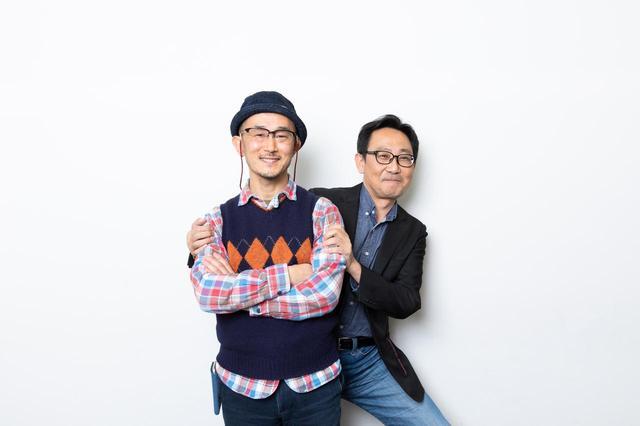 画像1: 左より 前田哲監督×石塚慶生プロデューサー