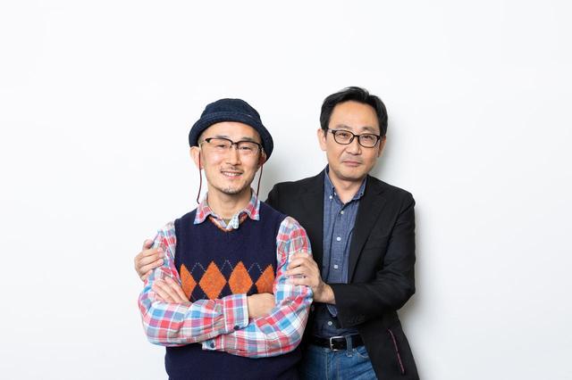 画像2: 左より 前田哲監督×石塚慶生プロデューサー