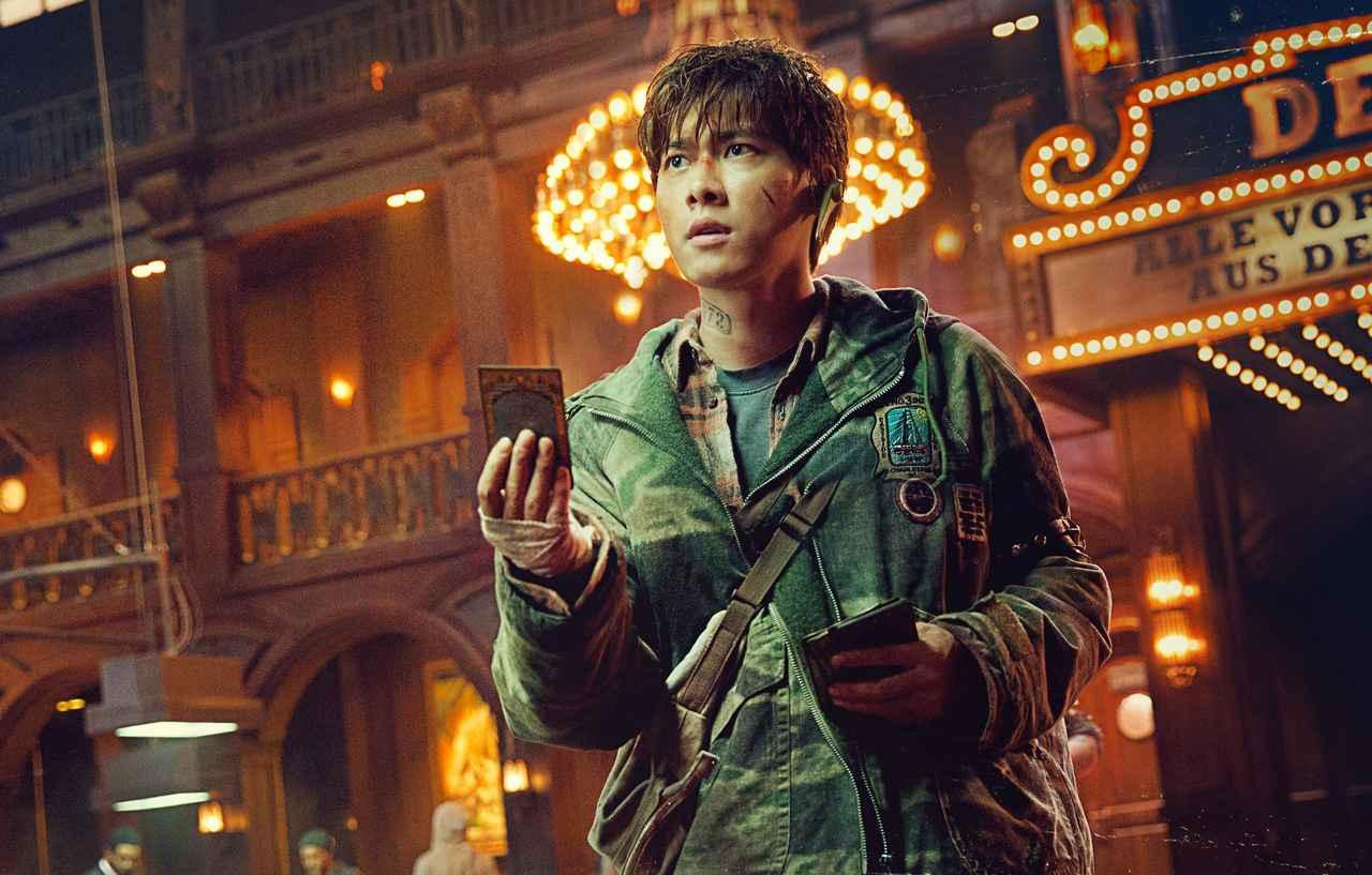 画像2: ©福本伸行©Ruyi Films & Fire Dragon Guo. All Rights Reserved.