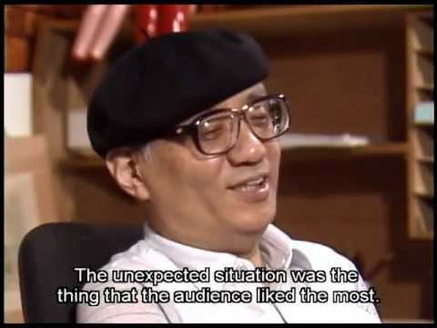 画像: EXTRA - Osamu Tezuka Talking About Experimental Animations youtu.be