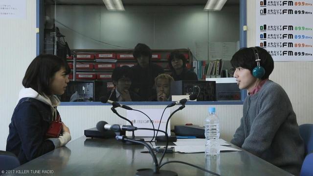 画像5: 第四回『KILLER TUNE RADIO (Radio Edit 2018)』柴野太朗監督