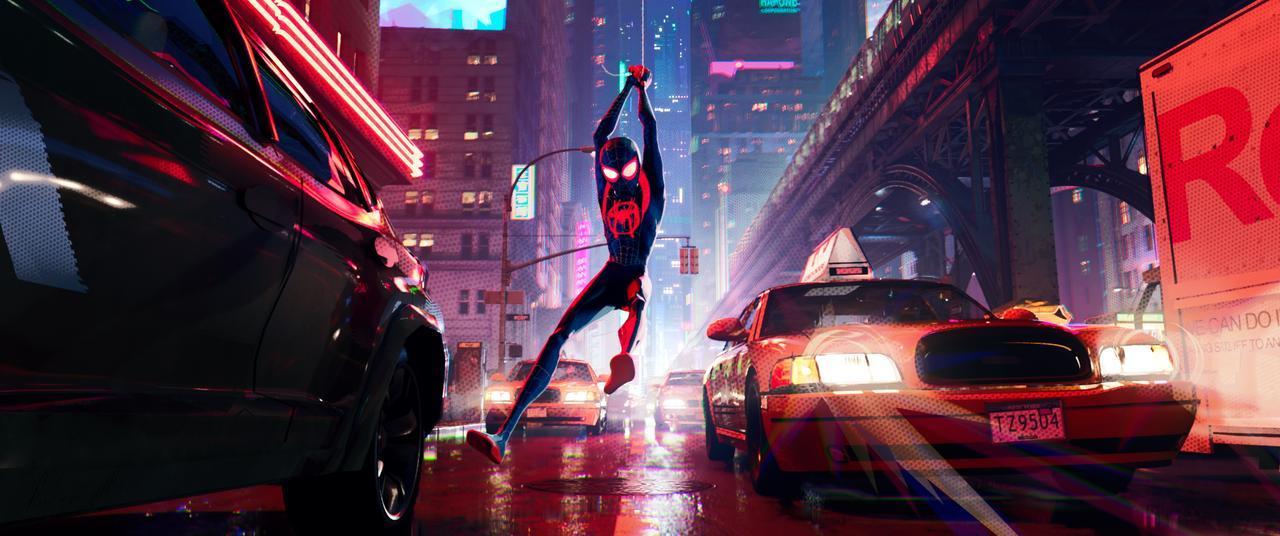画像: 最優秀長編アニメーション 『スパイダーマン:スパイダーバース』