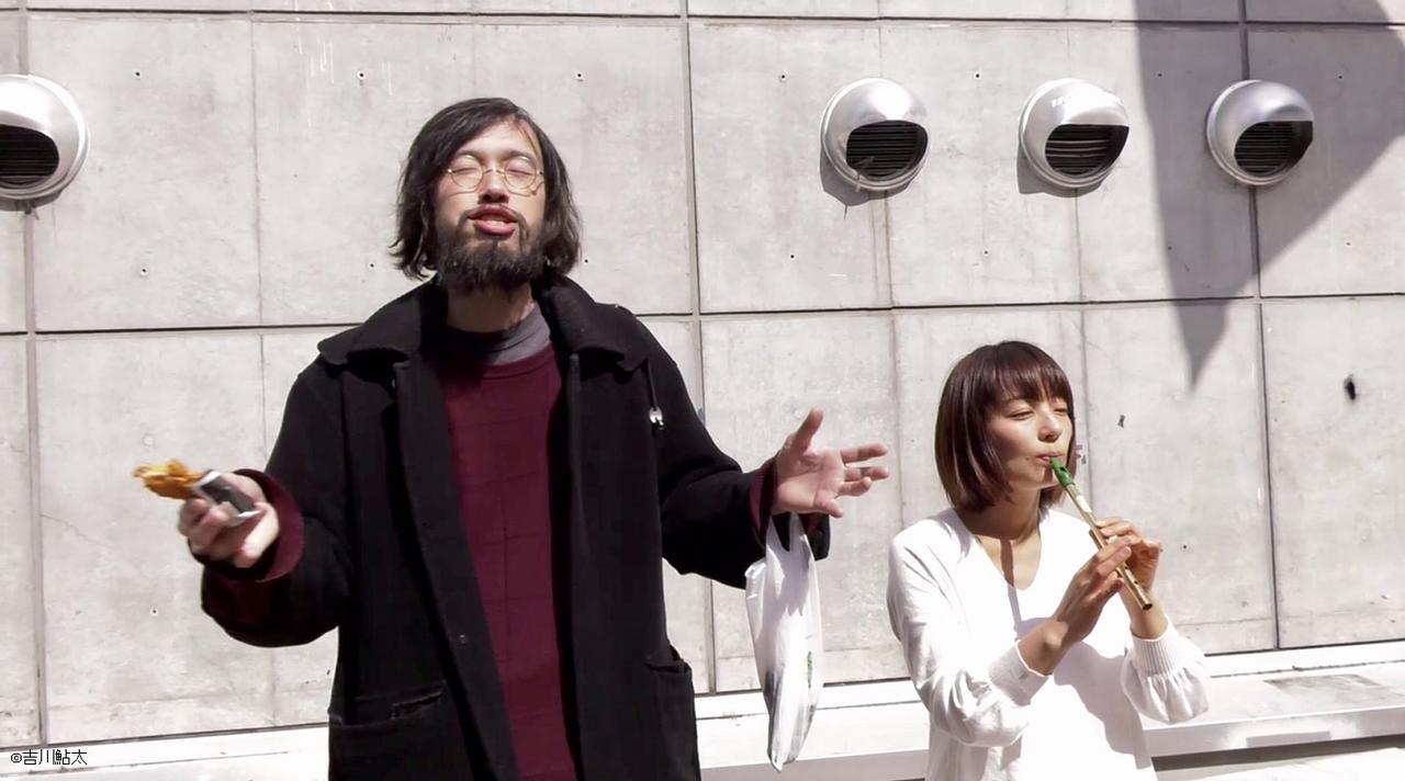 画像2: 第三回『Groovy』吉川鮎太 監督