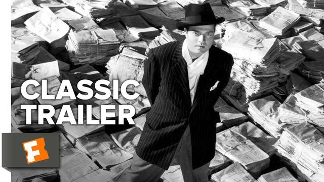 画像: Citizen Kane (1941) Official Trailer #1 - Orson Welles Movie youtu.be