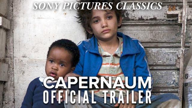 画像: Capernaum | Official US Trailer HD (2018) youtu.be
