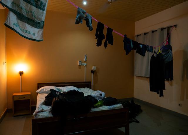 画像: 僕が泊まっていた部屋