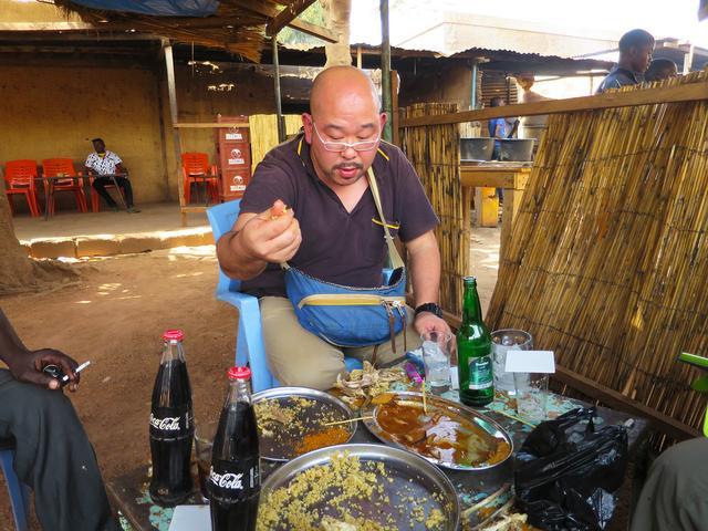 画像: 清水さんはよく食べる