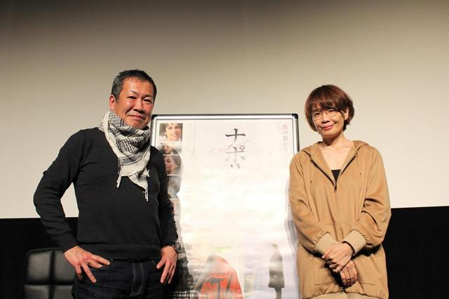 画像: 左よりジャーナリストで映画評論家でもあられる佐々木俊尚さんとイタリア通ヤマザキマリさん