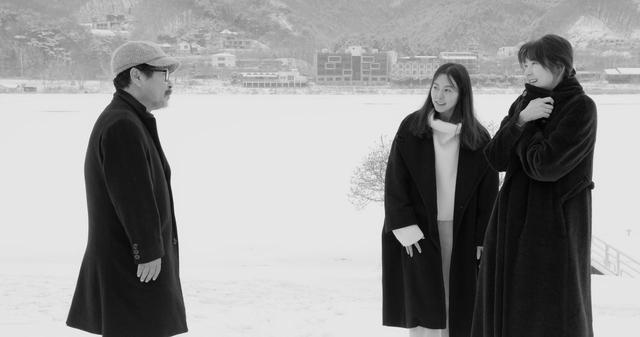 画像: 東京フィルメックスのオープニング作品でも話題となったホン・サンス監督の最新作『川沿いのホテル』海外予告が公開!