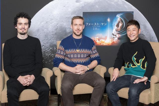 """画像2: 共通点は""""元ドラマー""""? チャゼル監督からは宇宙空間でのジャズセッションの提案も!"""