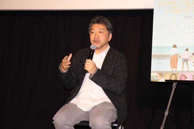 画像1: 是枝裕和監督