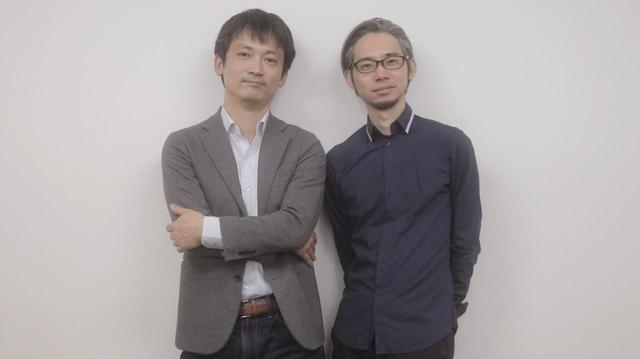 画像: 左よりプロデューサーの原田拓朗氏と芦塚慎太郎監督