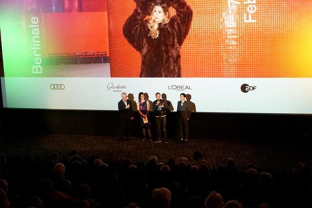 画像: ※第 69 回 ベルリン国際映画祭 舞台挨拶の様子 (C)2018 CREATPS/MYSTIGRI PICTURES