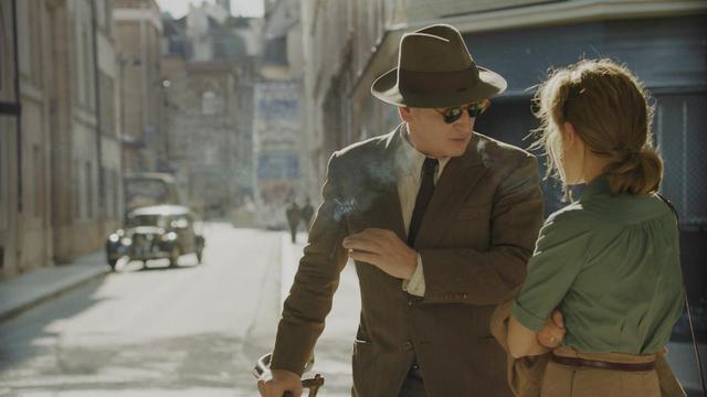 画像4: 本編映像が公開!作家マルグリット・デュラスをメラニー・ティエリーが演じ、ブノワ・マジメルがゲシュタポの手先を熱演!『あなたはまだ帰ってこない』
