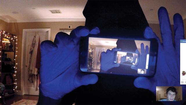 """画像: 今度は、禁断の""""闇サイト""""が、観るものを恐怖のどん底へ突き落す―"""