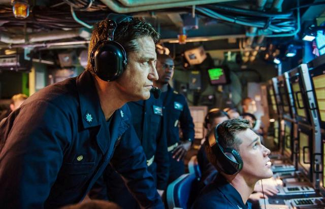 画像2: 潜水艦アクションの新境地!緊迫感と臨場感溢れる『ハンターキラー 潜航せよ』の日本版予告到着! 第三次世界大戦を阻止する唯一の希望は、海の底にあった!!