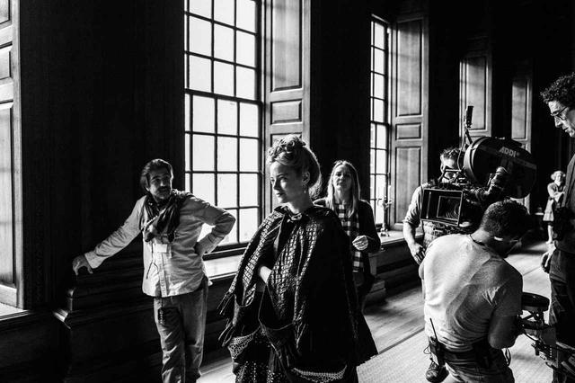 画像1: 『女王陛下のお気に入り』メイキング写真 (C)2018 Twentieth Century Fox