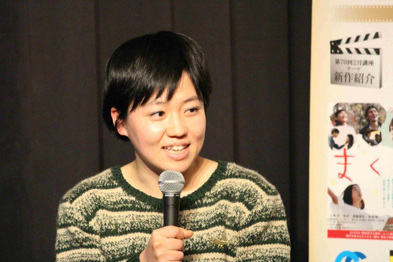 画像: 鶴岡慧子(映画監督)