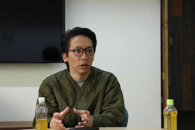 画像: 志真健太郎監督