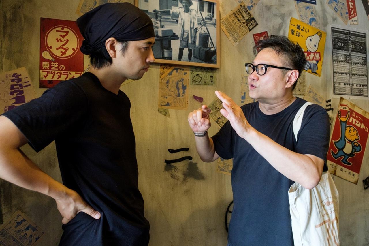 画像3: *シンガポールで撮影した、斎藤工&松田聖子の秘蔵メイキング写真公開!
