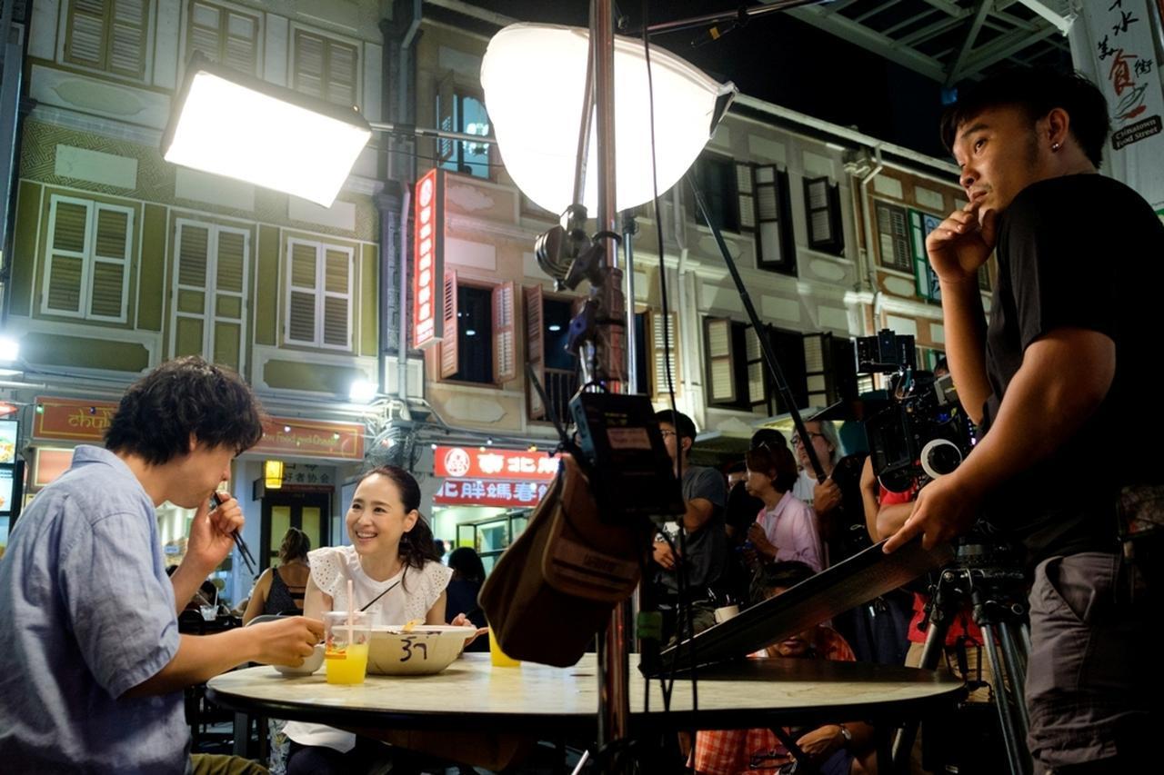 画像2: *シンガポールで撮影した、斎藤工&松田聖子の秘蔵メイキング写真公開!