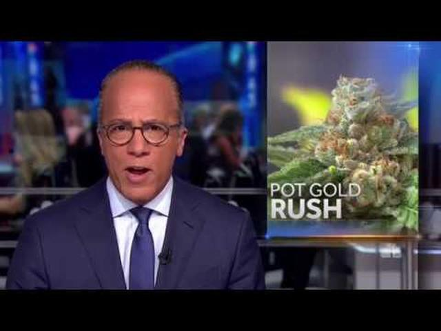 画像: MedMen NBC Nightly News youtu.be