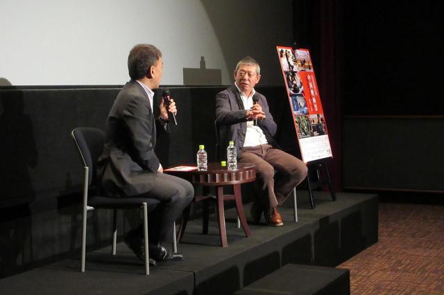 画像1: 北野映画で知られる撮影監督・柳島克己氏が初めて撮った中国映画『駐在巡査 宝音(ボヤン)』の中国撮影秘話とこれから--!中国映画祭「電影2019」