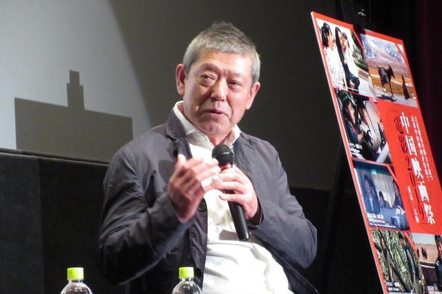 画像2: 北野映画で知られる撮影監督・柳島克己氏が初めて撮った中国映画『駐在巡査 宝音(ボヤン)』の中国撮影秘話とこれから--!中国映画祭「電影2019」