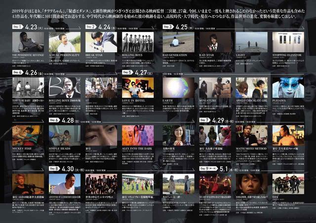 画像: 二宮健10 DAYS KCP!