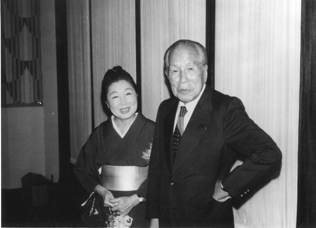 画像: 1979年5月17日_カンヌ東宝東和パーティにて