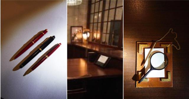 画像: <希林さんエピソード!:書斎テーブル上の三種の神器。>