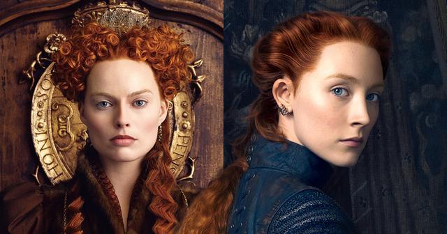 画像: 映画『ふたりの女王 メアリーとエリザベス』公式サイト