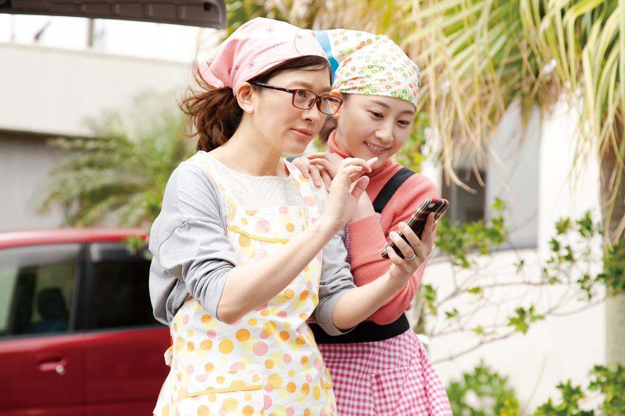 画像2: 不器用な母娘役には篠原涼子と芳根京子!実話に基づく感動の物語 『今日も嫌がらせ弁当』公開日決定‼&新場面写真が解禁‼