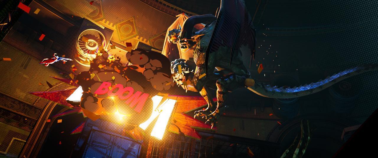 画像1: アニメーションの映像革命! アカデミー賞に輝く『スパイダーマン:スパイダーバース』その制作の裏側に迫るメイキング映像解禁!
